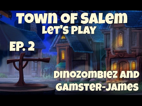 Really Funny Death Notes Town Of Salem With Dinozombiez And Gamster