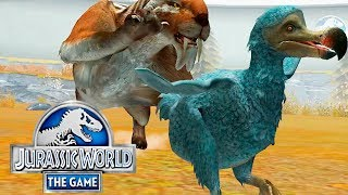 КАЙНОЗОЙ ВЗЯТИЯ БАСТИЛИИ - Jurassic World The Game #228