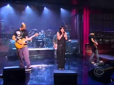 Late Show with David Letterman 7 16 2004 AshleeSimpson net)