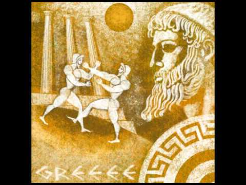 Ancient Greek Music - Sáppho