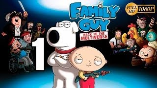 Family Guy Back to the Multiverse - Padre de Familia Capitulo 1 Gameplay Sub.Español PC/Xbox360/PS3