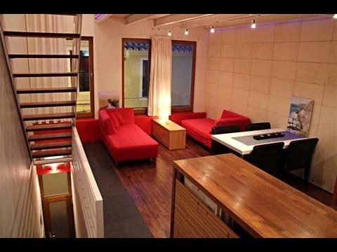 Estupendo apartamento d plex de dise o stylish maisonette for Diseno de un apartamento moderno