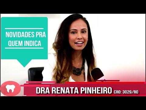 ODONTOLOGIA ESPECIALIZADA DRA. RENATA PINHEIRO - SÃO MIGUEL DO GUAPORÉ