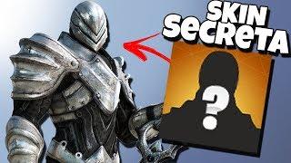 SKIN SECRET FORTNITE SEASON 7 | Theory