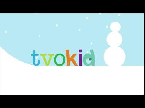 Tvokids Bumpers Snowman 1080p Youtube