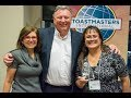 District 40 Humorous Speech Contest 2017 - Toastmasters