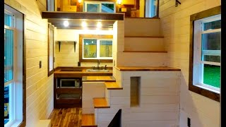Take A Video Tour of This Tiny House For Sale