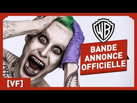 Suicide Squad - Bande Annonce Officielle (VF) - Jared Leto / Margot Robbie / Will Smith