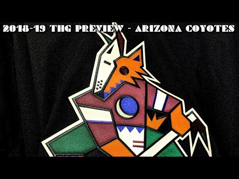 2018-19 Arizona Coyotes Season Preview