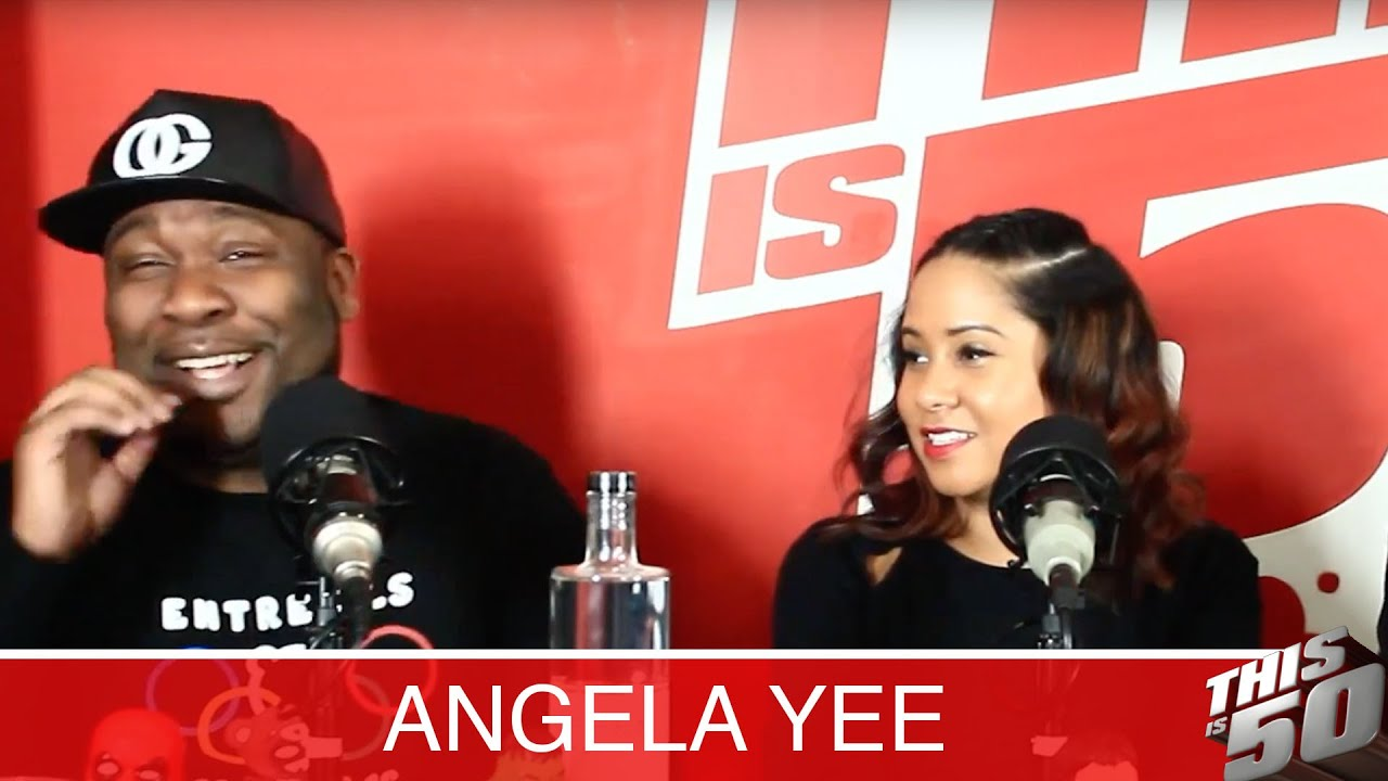 Angela Yee Says She Would Let Drake & Friends Run A Train On Her