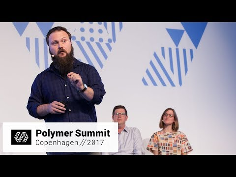 Designing a Design System for Modular Modules, and Building a Team to Build it (Polymer Summit 2017)