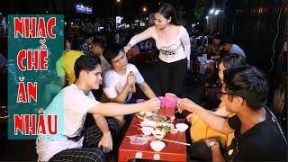 10 Bài nhạc chế ăn nhậu đường phố hay nhất 2019
