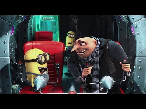 Despicable Me MINIONS In Hindi All Time Funnnnnnnnnn..........belo......############