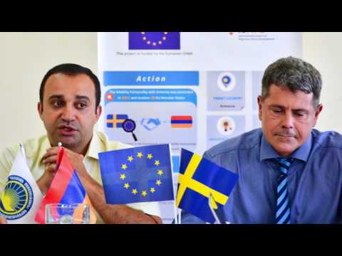 Project Launch - Mobility Partnership Facility - Armenia 17 July 2017