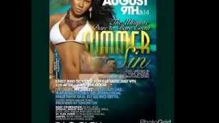 #SummerSin August 9th @Pac Plex