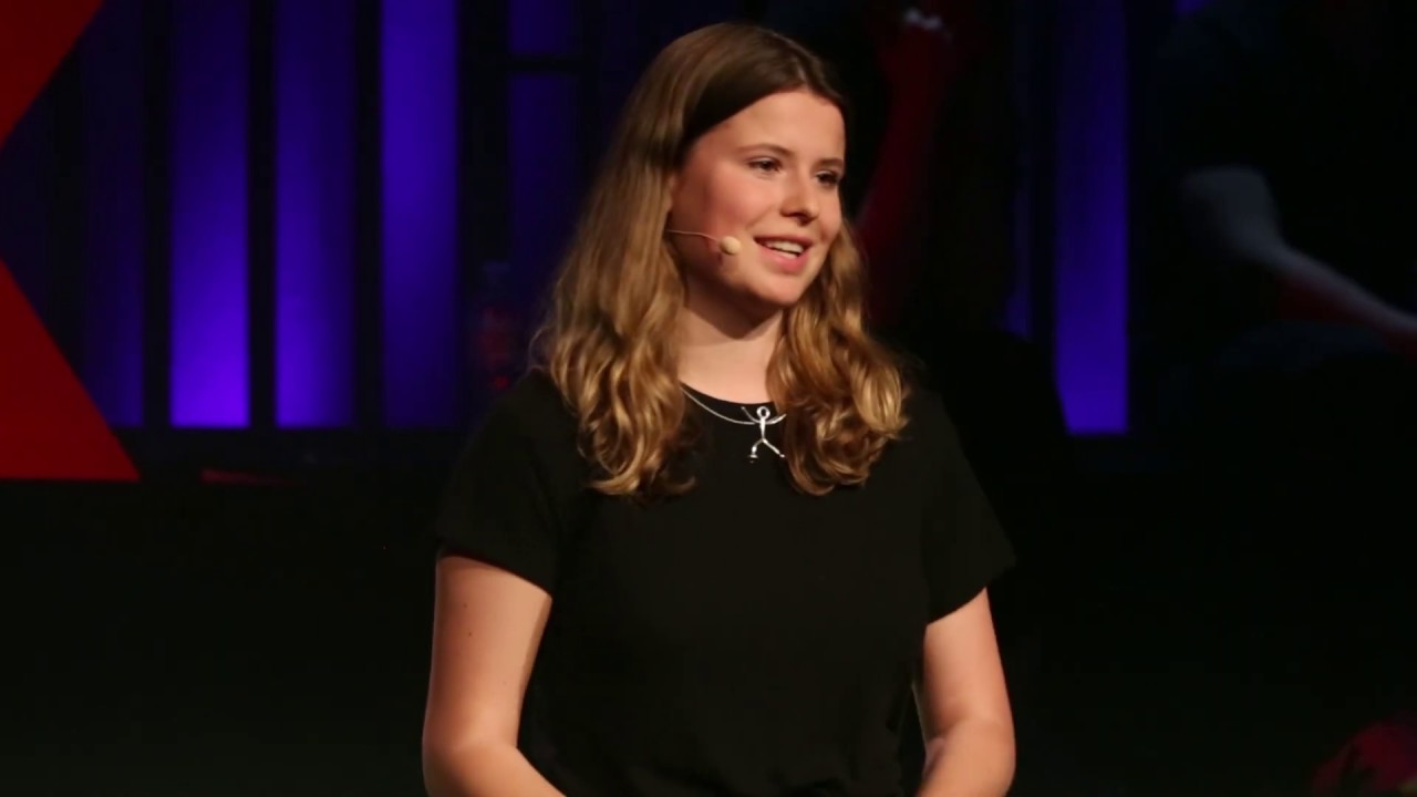 Why I became a climate activist -- and you should, too | Luisa Neubauer | TEDxYouth@München