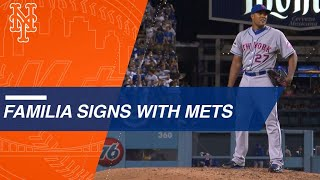 Jeurys Familia returns to the Mets