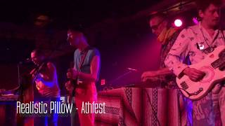 Realistic Pillow - 40 Watt Athfest 2019 - Song 2