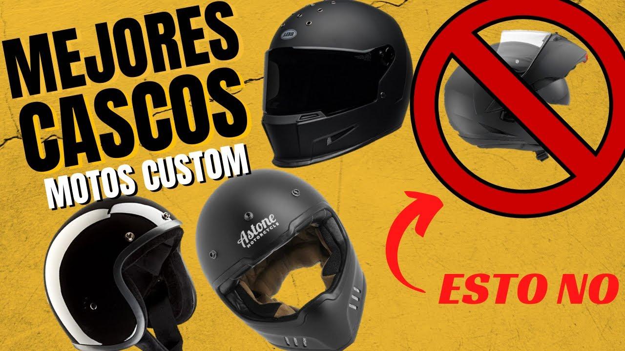 Download Tipos de CASCOS para MOTOS CUSTOM/ ¡Escoger casco para moto!