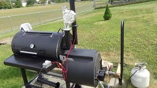 Tips and Tricks/Maintaining a Hot Coal Bed for Stick Burner Smoker Fire Management