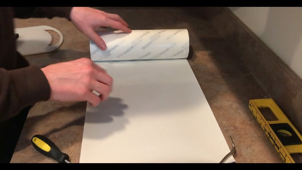 install musselbound adhesive mat a beginner s guide pt 2