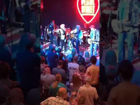 Tex Rubinowitz And The Bad Boys Reunion 5 20 18 Pearl Street Warehouse