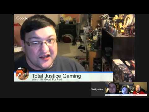 Total Justice Gaming EP 71: State of the Game and Stuff
