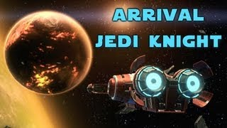 SWTOR Arrival on Oricon - Jedi Knight | Game Update 2.4 - The Dread War PTS