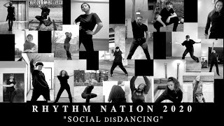 "Q Choreo | Janet Jackson - ""Rhythm Nation"" (Social disDancing Version)"