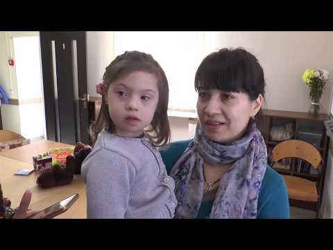 KorostenTV: KorostenTV_21-03-19_Веселкові шкарпетки від «сонячної» Надійки
