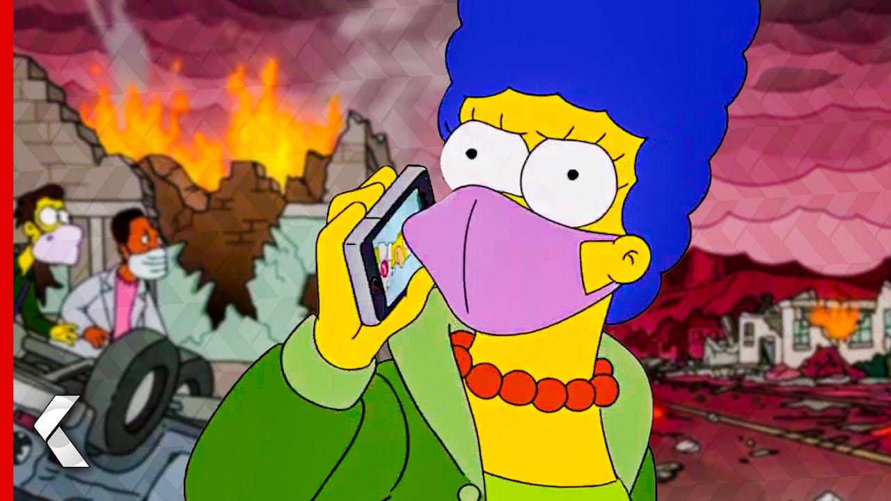 Download 10 weitere Simpsons VORHERSAGEN DIE WAHR WURDEN… KinoCheck Originals
