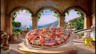 Рекламный ролик Пицца la Trattoria   Pizza La Trattoria