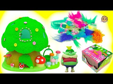 Dreamworks Trolls Mystery Surprise Blind Bag Box Series 5  - Poppy, Branch, Bergen + More
