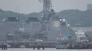 H29.8.11 盆休み突入 JMU磯子の船達