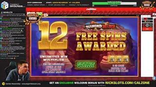 Casino Slots Live - 25/02/19 *BONUS HUNT!*