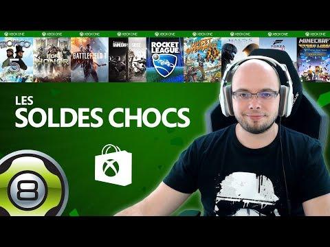 Les bons plans des soldes de printemps sur Xbox One 🎮 (jusqu'à -80%)