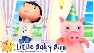 Party Bus | Little Baby Bum | Cartoons and Kids Songs | Songs For Kids | Nursery Rhymes