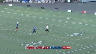 Danny Landesman 10 Total Scores, 475 Yards Highlights | Week 8 AUDL