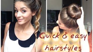 Vlasový tutoriál: Omotávaný culík & ponožkový drdol