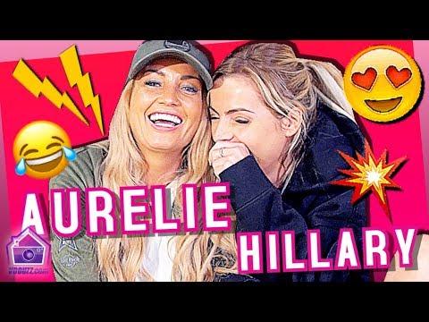 Aurélie Dotremont et Hillary (Les Anges 11) : Qui est la plus superficielle ?