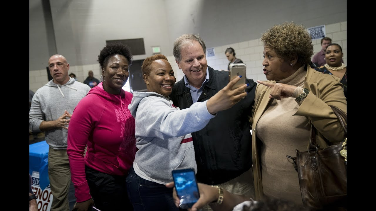 Image result for black women voters alabama