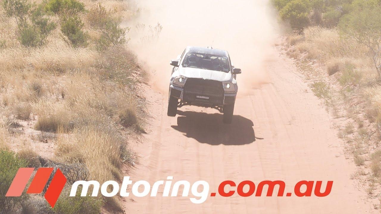 Ford Ranger Raptor behind the scene development in outback Australia | motoring.com.au