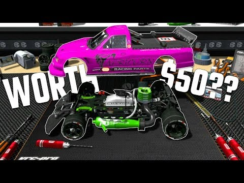 VRC Pro RC Racing Worth $50.00?? DRIFT RC Cars!! | SLAPTrain