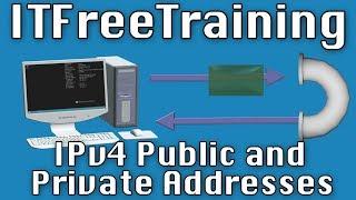 IPv4 Public and Private Addresses