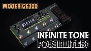 MOOER GE300 - Multi-Effects