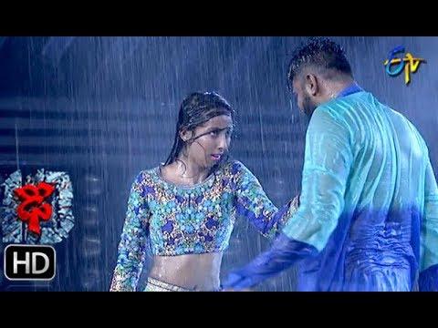 Aishwarya Performance   Dhee 10    4th July 2018   ETV Telugu