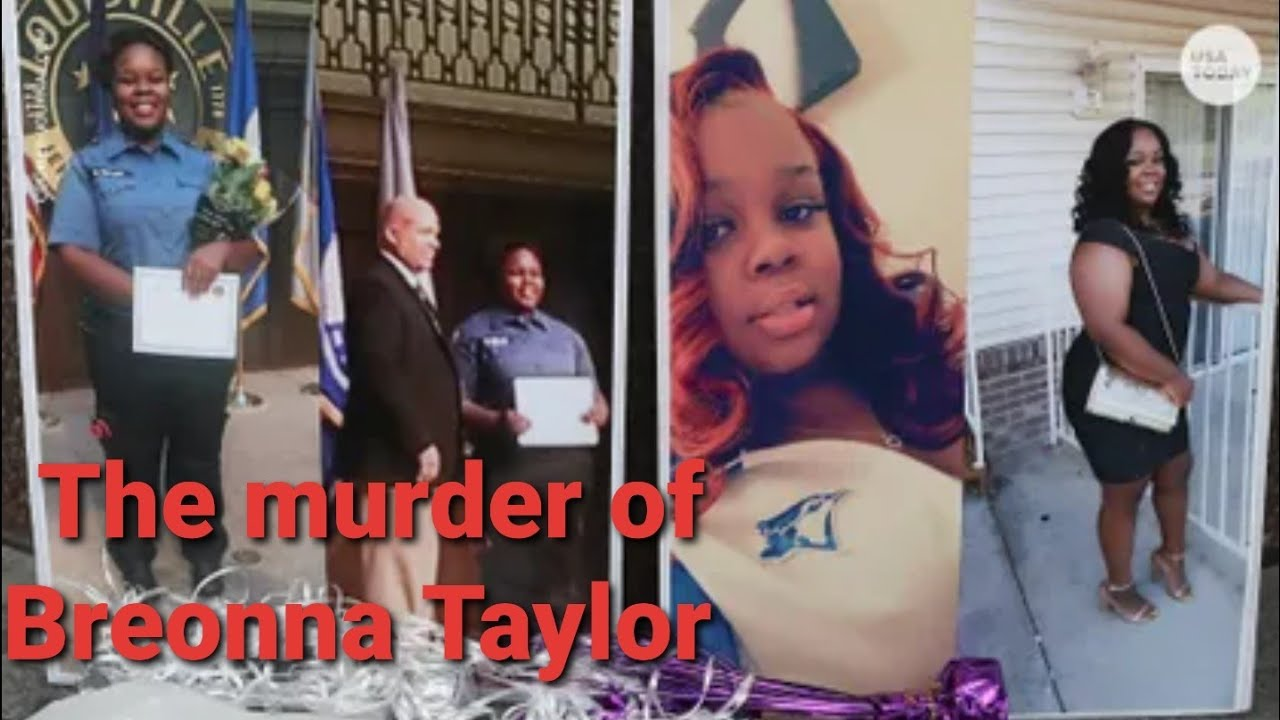 The murder of Breonna Taylor and arrest of Kenneth Walker