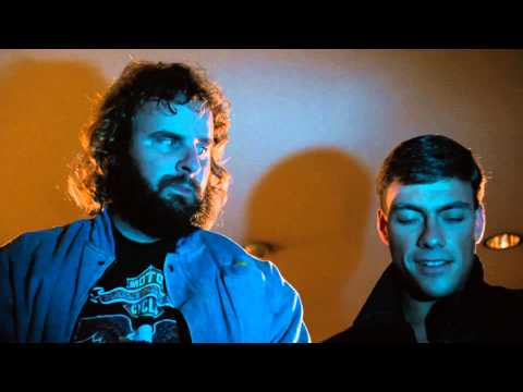 VIDEOBALL: jean-claude van damme, ray jackson, and frank dux enjoy #VIDEOBALL
