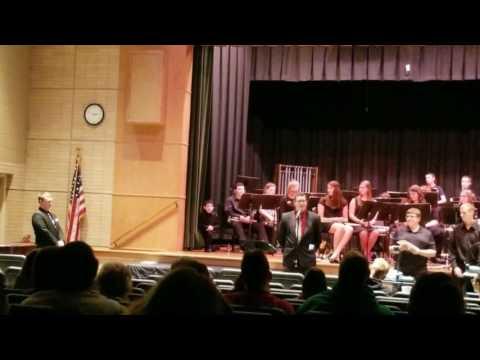Dwight High School 2017 Spring Concert part 2