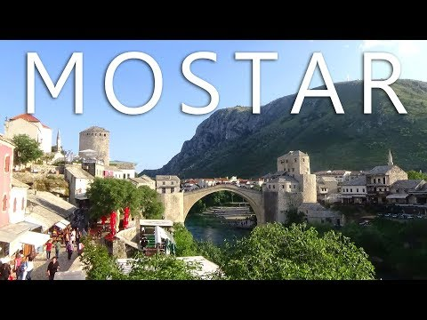 Mostar, Bosnia & Herzegovina 2017 - Must see attractions in Mostar